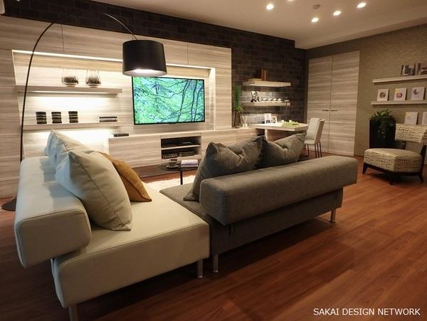 名古屋で「カジュアルリッチ」な住空間デザインが完成しましたサムネイル