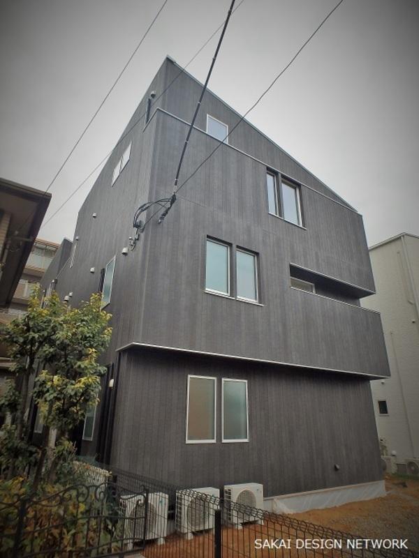 集合住宅のデザインサムネイル