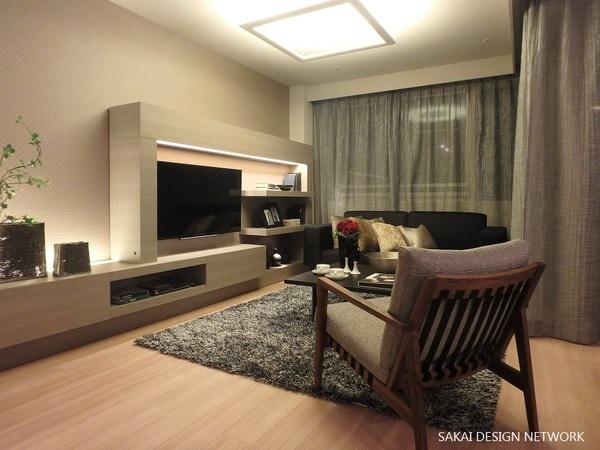 立川でマンション住居のデザインプロデュースを手掛けましたサムネイル
