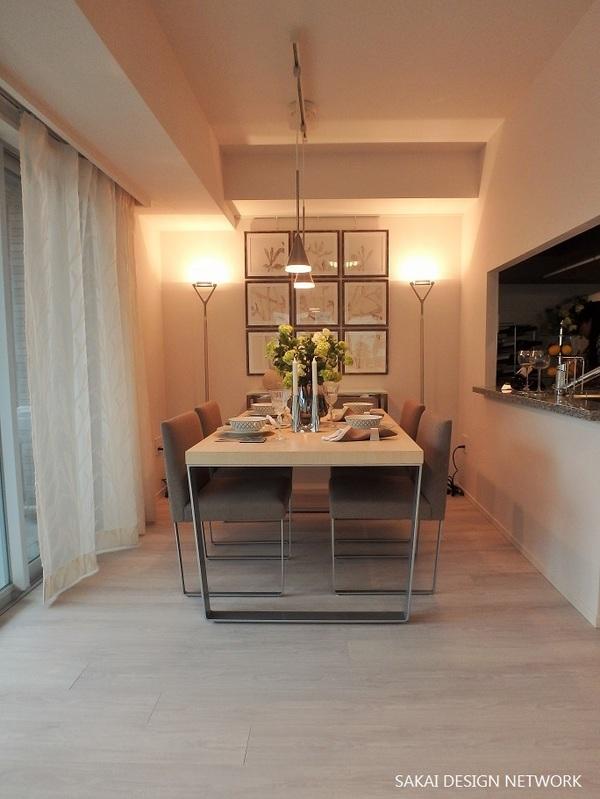 横浜でマンション住居デザインを手掛けましたサムネイル