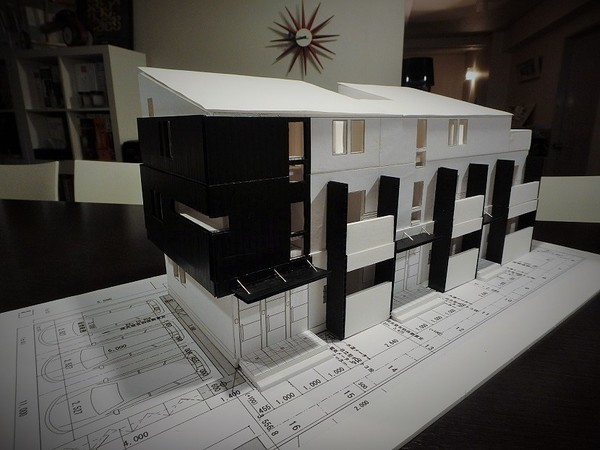 日野市豊田で集合住宅を設計しましたサムネイル