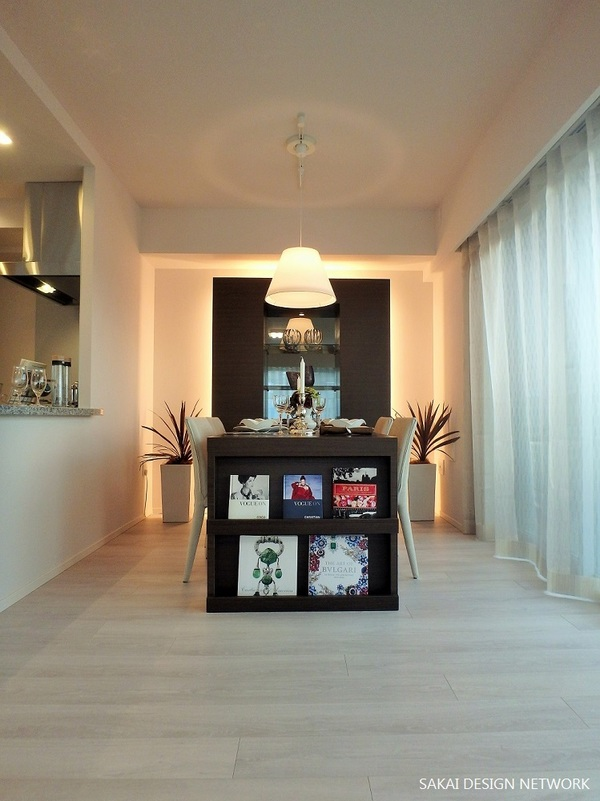 横浜上大岡でマンション住居デザインを手掛けましたサムネイル