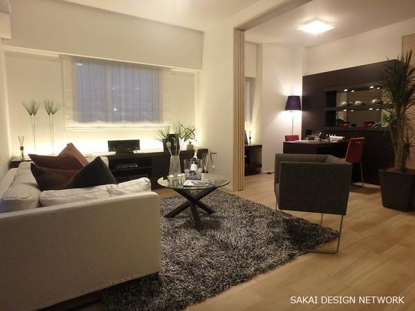 北浦和でマンション住居デザインを手掛けましたサムネイル