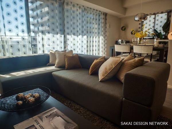 越谷レイクタウンでマンション住居デザインを手掛けましたサムネイル