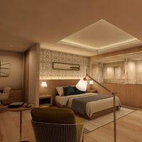 客室D-Bedroom