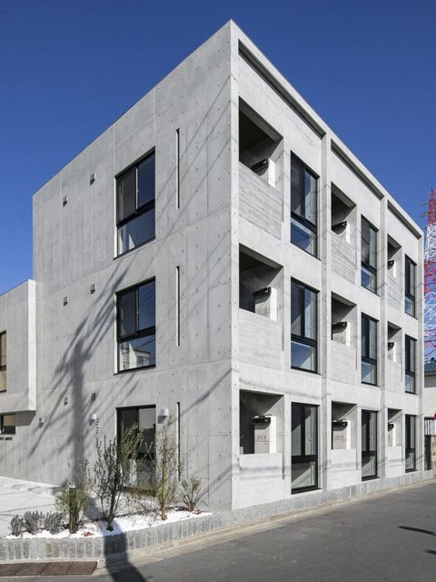 Spazio Luminoso  羽田の集合住宅サムネイル